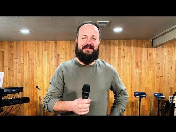 Пастор Евгений Шипук Тема «Спящий проснись» (Portland) (Июнь 23, 2019)