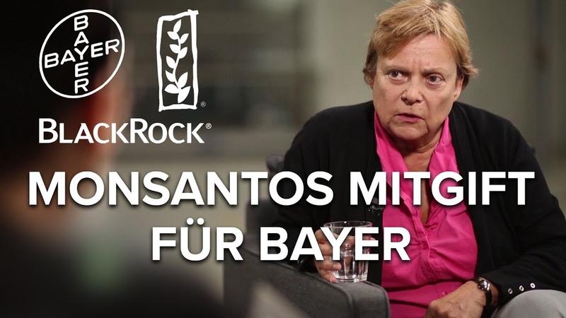 Summa Summarum mit Gaby Weber Monsantos Mitgift für Bayer