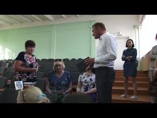 Роман Старовойт в 51 школе