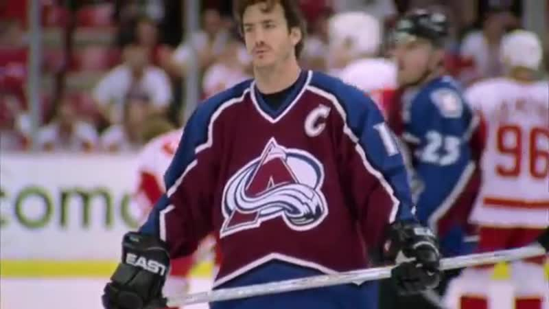 Joe Sakic captained Avalanche to two Stanley Cup