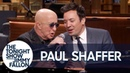 Paul Shaffer Reacts to Being Spoofed by Family Guy and Writing It's Raining Men