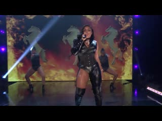 Megan Thee Stallion ft. Ty Dolla $ign and DaBaby: Hot Girl Summer/Cash Shit (The Tonight Show)
