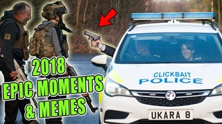 The Best Airsoft Epic Moments & Memes of 2018