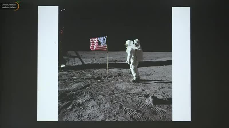 Hat die Mondlandung wirklich stattgefunden- • Live im Hörsaal - Martin Elsässer