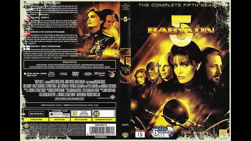 Вавилон 5 - Русский Трейлер (1993 - 2007)