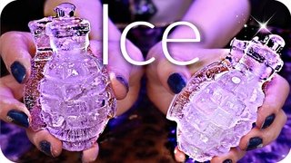 ASMR ICE Cold TINGLES! ❄️ Ice Tapping & Scratching, Ice Spheres & Cubes, Unique Sounds (NO TALKING)