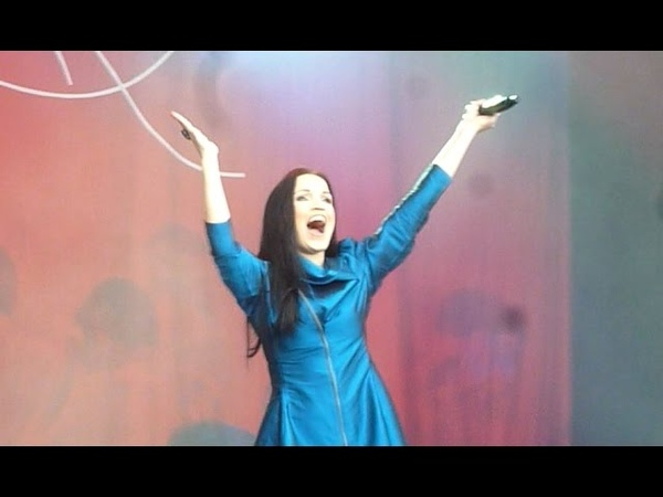 Tarja Little Lies live at Summerbreeze Open Air 2014