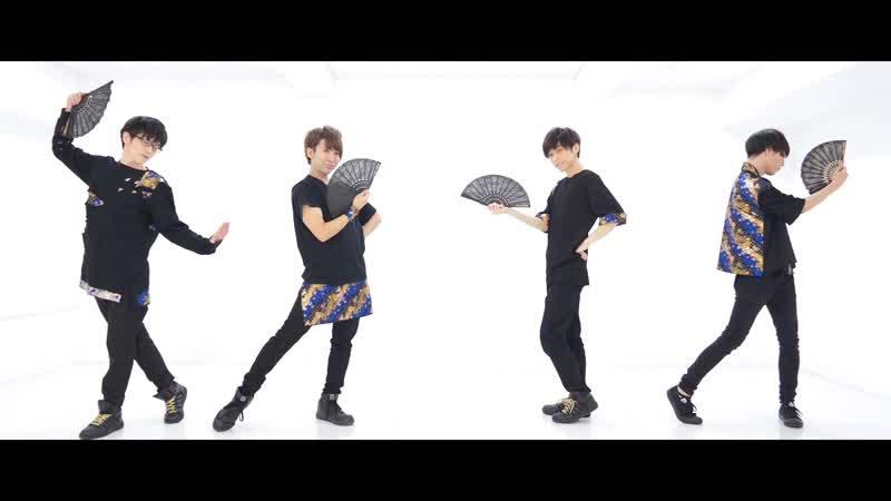 いりぽん × てぃ☆イン! 唯一、愛ノ詠を踊ってみた × SHIRAHAN from SLH sm34112795