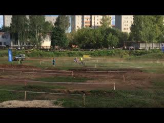 Соревнование г.Воткинск, , 1-й заезд , класс 65куб/см, 85куб/см