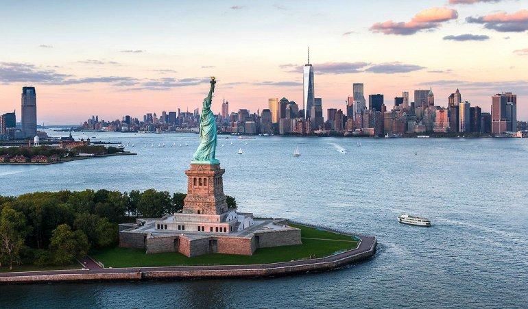 Достопримечательностей Нью-Йорка, изображение №2