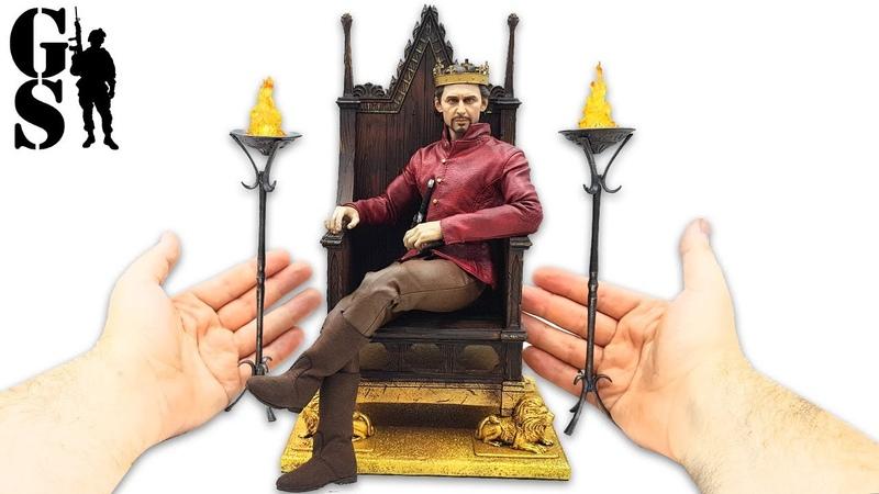 Генрих V король Англии фигурка по сериалу Пустая Корона