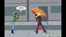 Озвучка Комикс Новый Зонт Комикс Леди Баг и Супер-Кот ЛедиБлог Phalynray