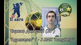 Гол: Дмитрий Чирков (30')