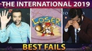 The BEST Fails and FUNNIEST Moments of The International 2019 - Group Stage Dota 2 TI9