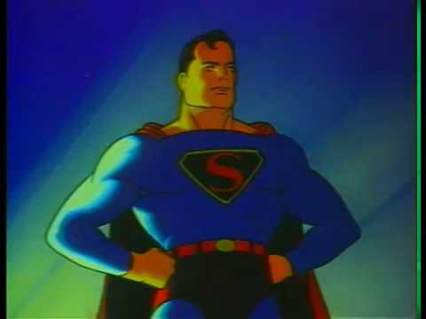 Супермен-Мультсериал-Серия 2 (1941)
