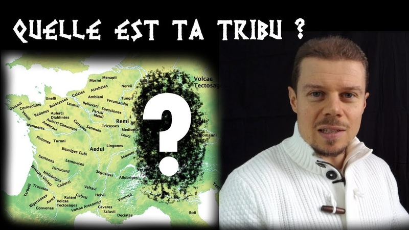 Gaulois, quelle est ta tribu d'origine ?
