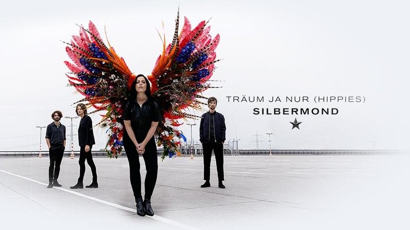 Silbermond - Träum ja nur (Hippies) (Offizielles Lyric Video)