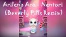 Arilena Ara Nentori Beverly Pills Remix KITTY DANCE