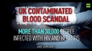 UK victims of infected blood scandal seek justice