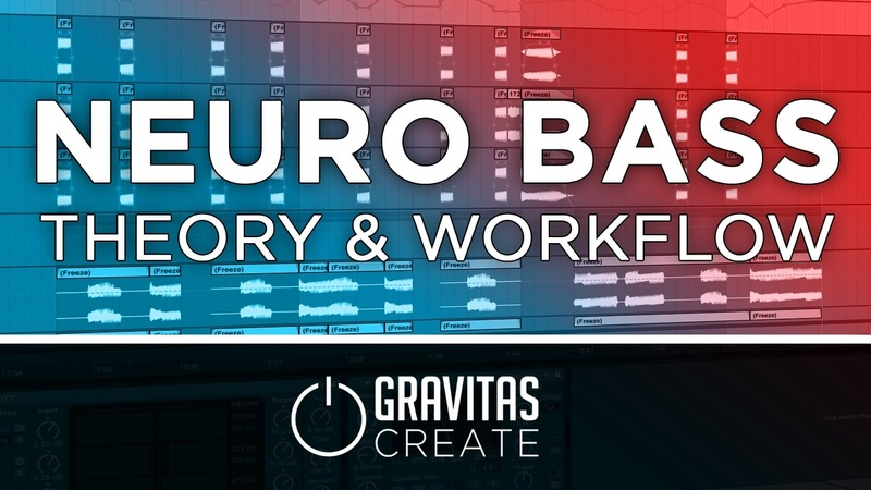 Ableton Tutorial - How to make Neuro Bass - Theory Workflow
