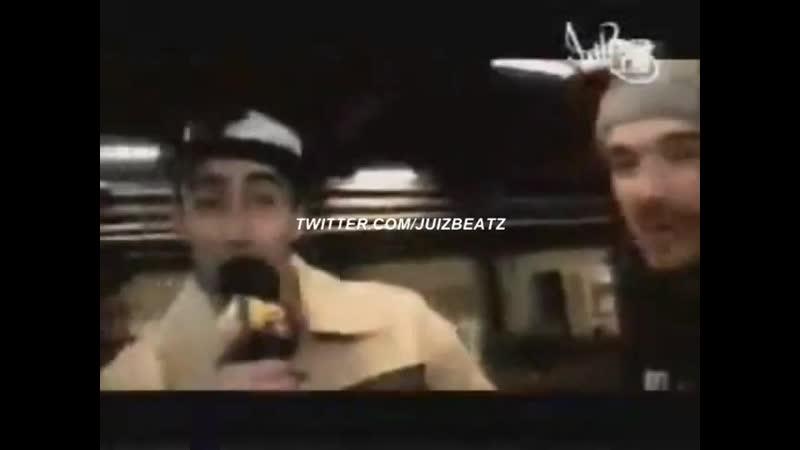 Kool Savas Optik Anthem Making of mit Eko Fresh Illmatic Bitte Spitte Acapella Fett MTV 2002