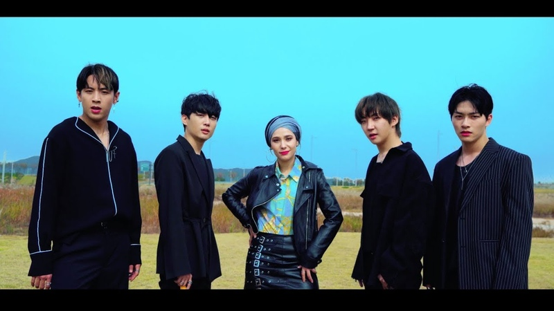 [YOUTUBE] 20191023 SuperM 슈퍼엠 'Jopping' (Cover) feat.Kim Miso