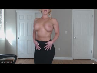 [ big boobs & in the office / big ass, glasses, striptease, with the plot, boobs, milkings]
