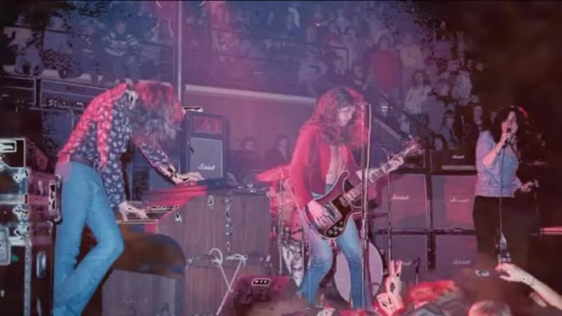 Deep Purple - Whats Going On Here (1974) .mp4