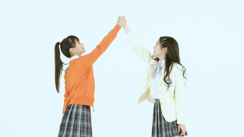ミサキクレア(Misaki-Kurea) from Girls² - フレンドシップNo.1(Friendship No.1) Dance Performance Video YouTube Ver.
