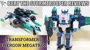 Transformers Energon MEGATRON Review Bert the Stormtrooper Reviews