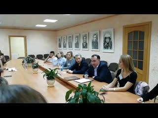 Дебаты с Андреем Мокрецовым на конкурсе красоты, Ревда, live