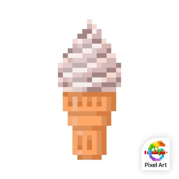 картинки мороженого в майнкрафте #6