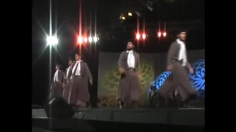 Танец аргентинских гаучо: Маламбо