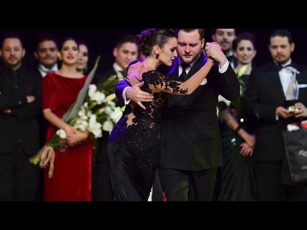 Танго объединяет российско аргентинская пара выиграла ЧМ…
