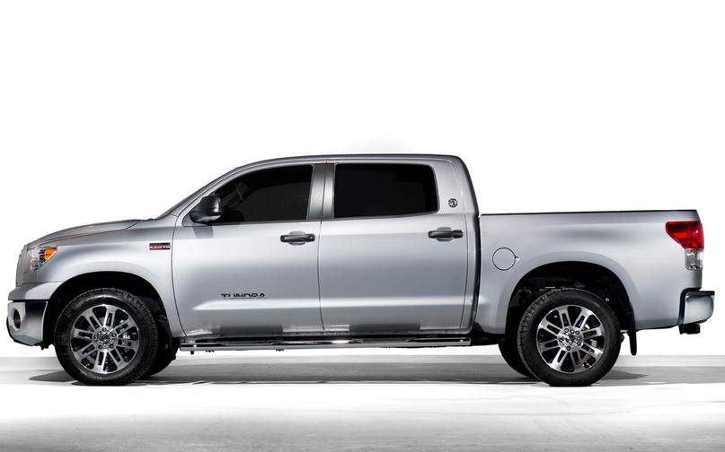 Жизнь одной модели — Toyota Tundra, изображение №1