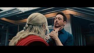 Tony Stark That's The Endgame Scene - Marvel's Avengers: Age of Ultron (2015)