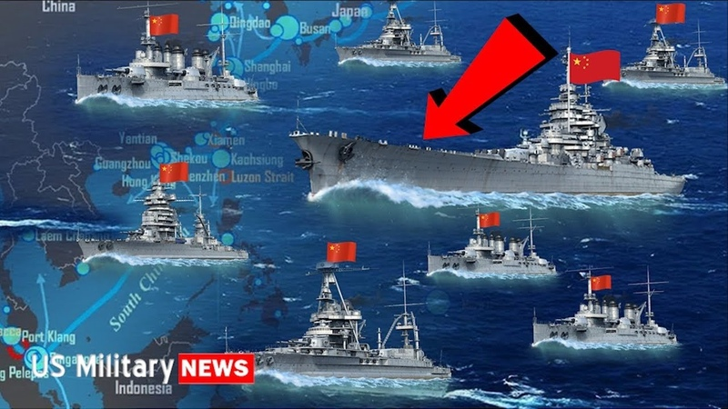 (Aug. 23, 2019) South China Sea Tensions Rise - Chinese Ships Breaching Maritime Norms