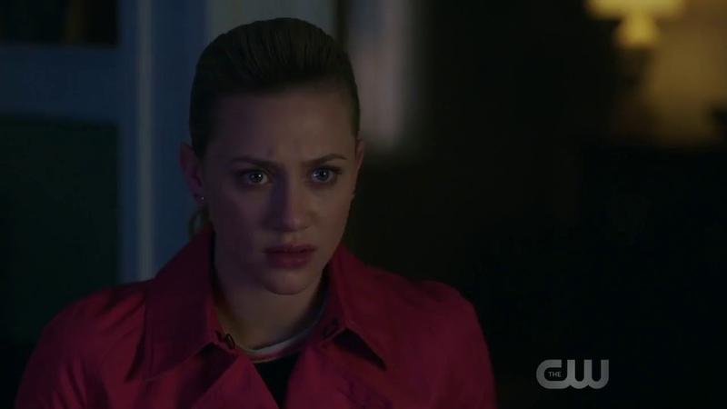 Ривердейл/Riverdale 2х21 –Кто я, Бетти. Скажи. Скажи кто я! –Ты Черный Капюшон.