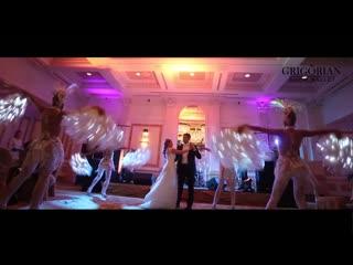 Свадебный танец и  шоу-балет Grigorian  Постановка свадебного танца