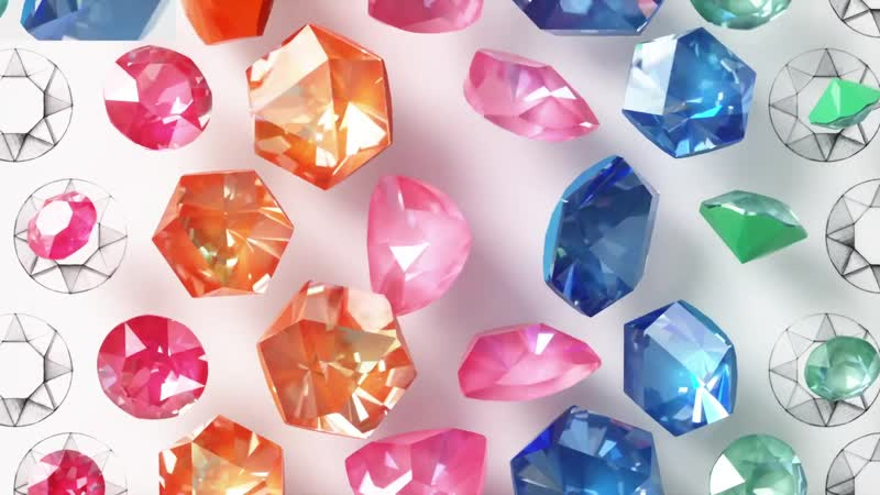 Коллекция кристаллов Swarovski Осень Зима 2020 21