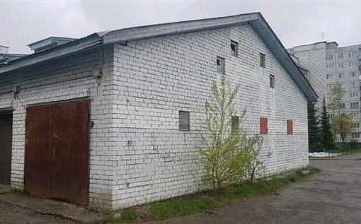 купить гараж Ильинская 2