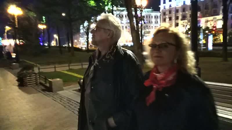 Сергей Джигурда и Людмила Татарова