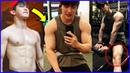 MONSTA X 몬스타엑스 WONHO MUSCLES APPRECIATION ABS, ARMS, LEGS