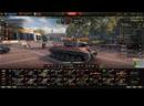 Выдающийся бой на ческом ст Skoda T50
