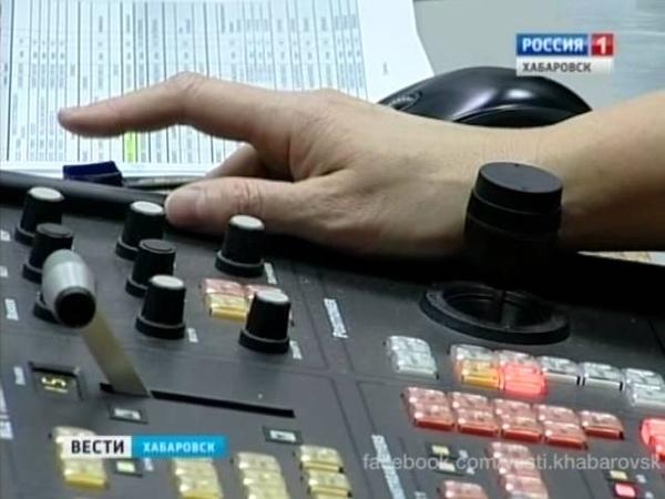 Вести Хабаровск История телевещания в программе Время Вестей