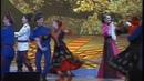 ансамбль песни и танца Казачий Курень 2003 г передача Ужин со звездой