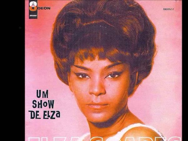 Elza Soares - DINDI - Antonio Carlos Jobim Aloysio de Oliveira - ano de 1965