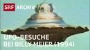UFO-Sichtungen in der Schweiz (1994)   Billy Meier und die FIGU in Hinterschmidrüti   SRF Archiv