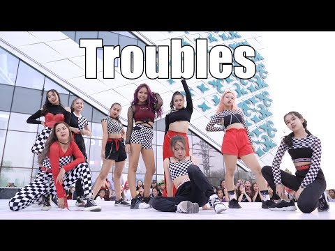 Troubles   OPEN AIR 28.07.2019 ASIA MALL