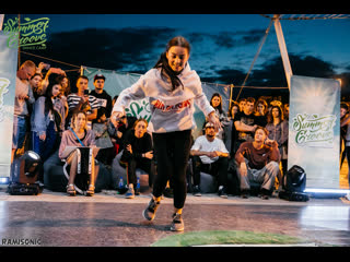 Summer Groove Dance Camp 2019 | Aliya Bangarang | Dancehall Judge Demo